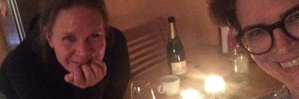 LCHF Podcast Nr 0 - Annika und Kathrin in der Küche
