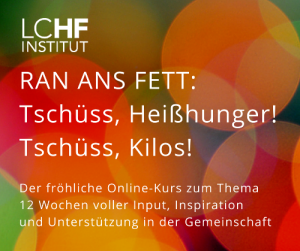 Ran ans Fett - Textbild: Tschüß Heißhunger! Tschüß Kilos!