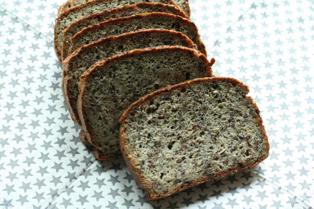 LCHF Frühstück - LCHF Brot
