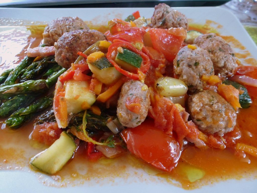 Salsiccia-Eintopf