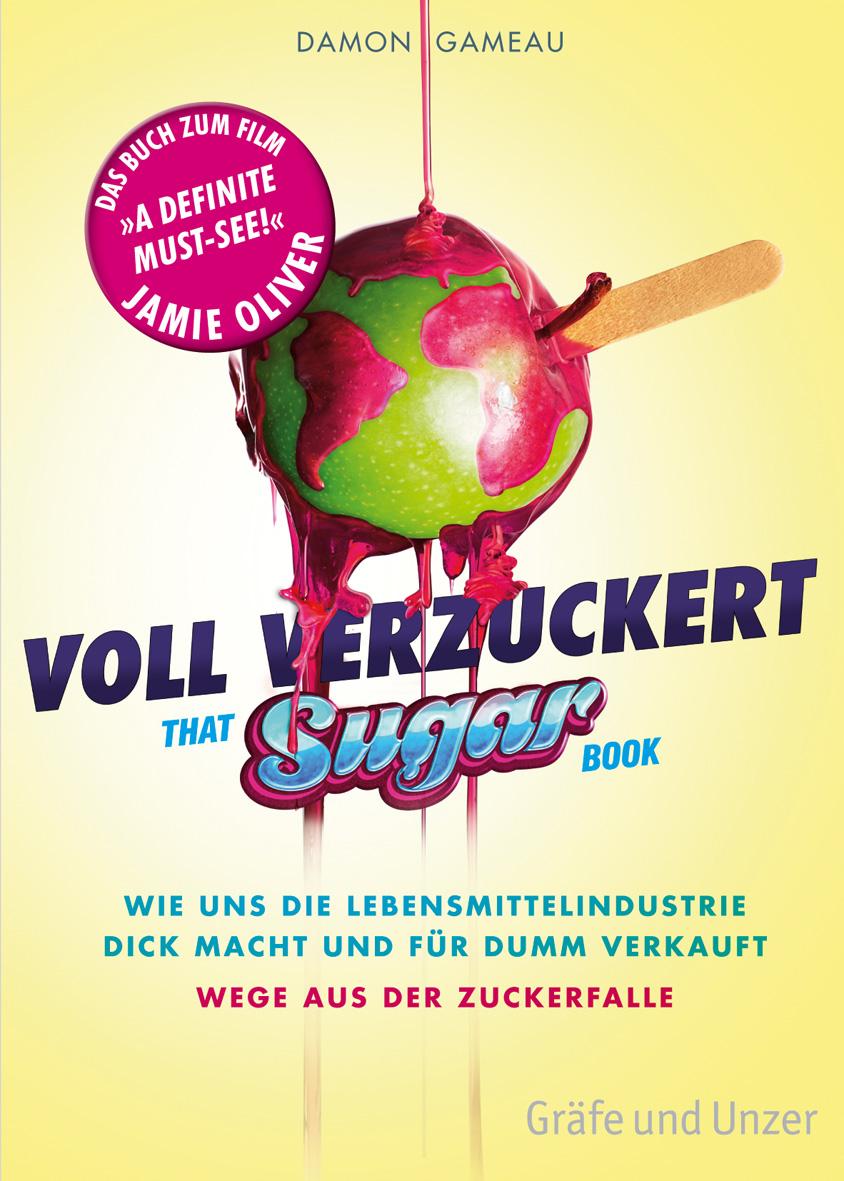 """Voll verzuckert - das Gewinnspiel - Cover des Buchs """"Voll verzuckert"""""""