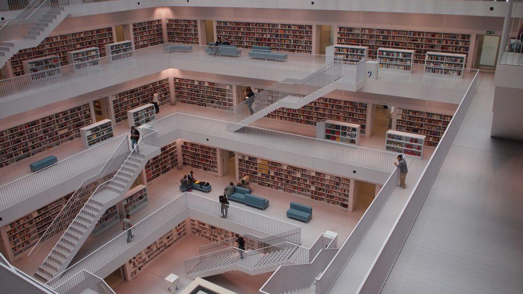Presse - Foto Bibliothek Stuttgart