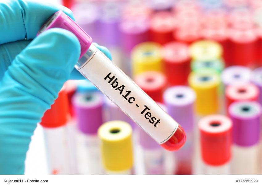 Diabetes Symptome und Diagnose - ein HbA1c Test